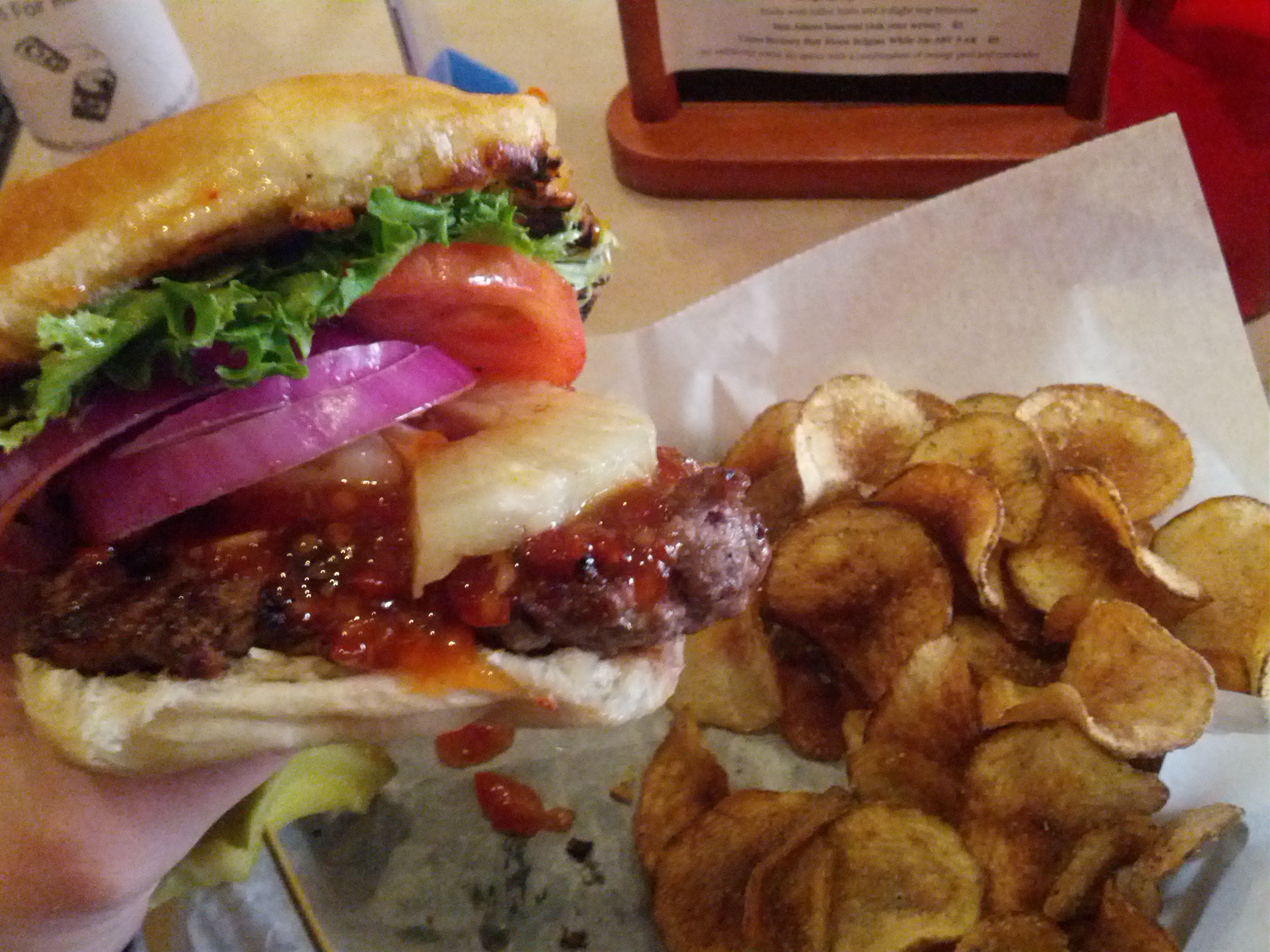 Confirmed Awesome: Holmes Plate Burger