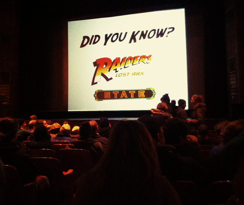 Classic Movies at The State Theatre