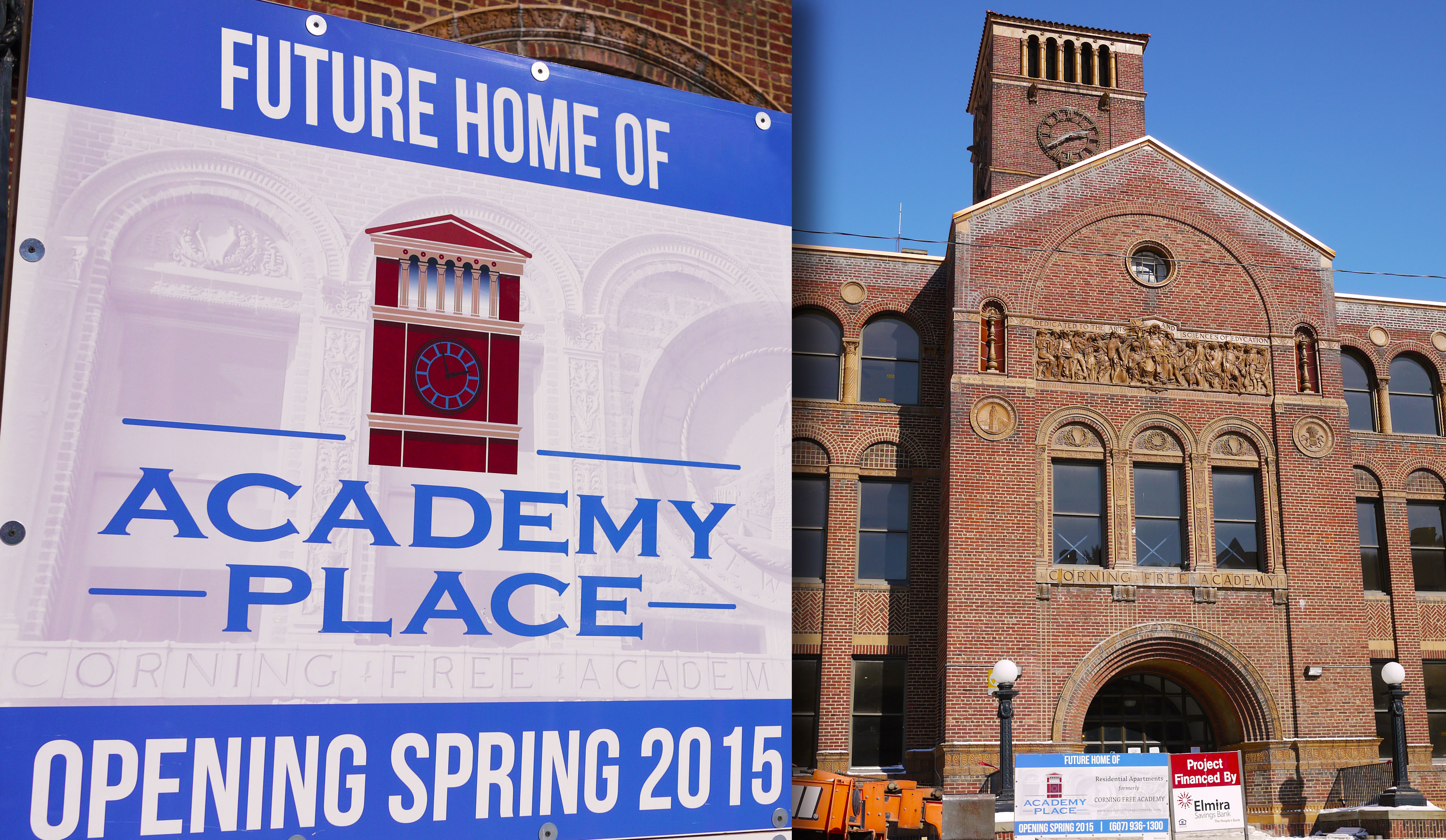 Why Everyone in Corning Should Care About Academy Place