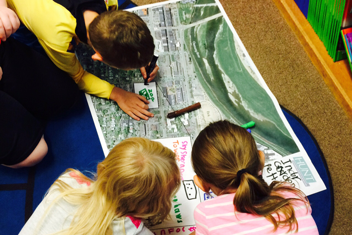 Plans for the old Corning Hospital building: Kids' Perspectives