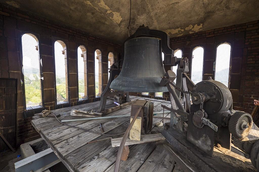 HiddenCorning_AP Bell_TowerWide