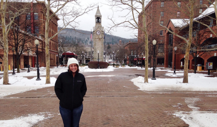 What Makes Community: A Corning Outsider-Turned-Insider's Perspective